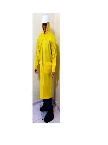 abrigo en pvc